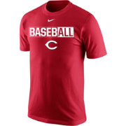 Nike Men's Cincinnati Reds Baseball Red T-Shirt