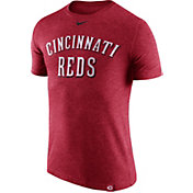 Nike Men's Cincinnati Reds Dri-Blend Red DNA T-Shirt