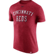 Nike Men's Cincinnati Reds Dri-Blend Red DNA T-Shirt