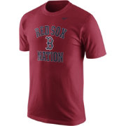 "Nike Men's Boston Red Sox ""Red Sox Nation"" Red T-Shirt"