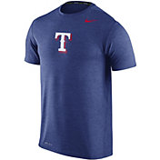 Nike Men's Texas Rangers Dri-FIT Touch Royal T-Shirt