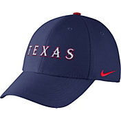 Nike Men's Texas Rangers Dri-FIT Royal Legacy 91 Swoosh Flex Hat