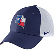 Nike Men's Texas Rangers Dri-FIT Royal/White Heritage 86 Adjustable Hat