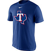 Nike Men's Texas Rangers Dri-FIT Royal Legend T-Shirt
