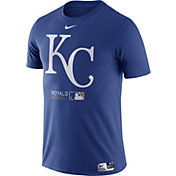 Nike Men's Kansas City Royals Dri-FIT Authentic Collection Royal T-Shirt