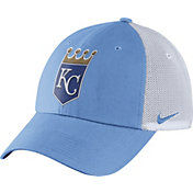 Nike Men's Kansas City Royals Dri-FIT Light Blue/White Heritage 86 Adjustable Hat