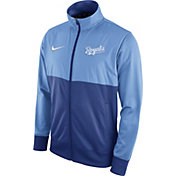 Nike Men's Kansas City Royals Light Blue/Royal Full-Zip Track Jacket