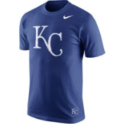 Nike Men's Kansas City Royals Painted Logo Royal T-Shirt