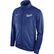 Nike Men's Kansas City Royals Royal Full-Zip Track Jacket
