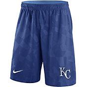 Nike Men's Kansas City Royals Dri-FIT Royal Knit Shorts