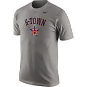 "Nike Men's Houston Astros ""H-Town"" Grey T-Shirt"
