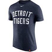 Nike Men's Detroit Tigers Dri-Blend Navy DNA T-Shirt
