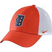 Nike Men's Detroit Tigers Dri-FIT Orange/White Heritage 86 Adjustable Hat