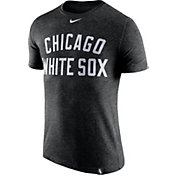 Nike Men's Chicago White Sox Dri-Blend Black DNA T-Shirt