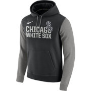 Nike Men's Chicago White Sox Black Pullover Hoodie