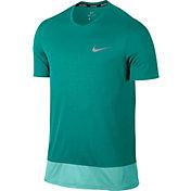 Nike Men's Breathe Rapid Challenger Running T-Shirt