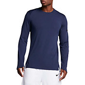 Nike Men's Breathe Elite Long Sleeve Basketball Shirt