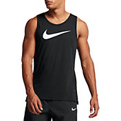 Nike Men's Dry Breathe Elite Sleeveless Basketball Shirt