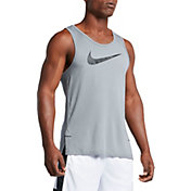 Nike Men's Dry Breathe Elite Sleeveless Basketball Shirt