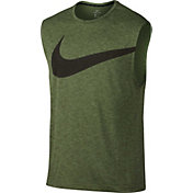 Nike Men's Breathe Graphic Sleeveless Shirt