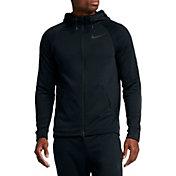 Nike Men's Dry Hyper Fleece Full Zip Hoodie