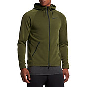 Nike Men's Dry Hyper Fleece Full Zip Hoodie