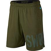 Nike Men's Dry Swoosh Graphic Shorts