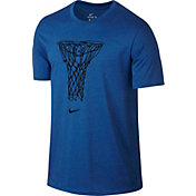 Nike Men's Dry Draw Graphic Basketball Shirt