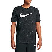 Nike Men's Dry Core BM 1 Printed Basketball T-Shirt