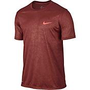 Nike Men's Dry Legend Embossed T-Shirt