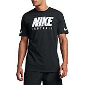 Nike Men's Dry Top Logo Graphic T-Shirt