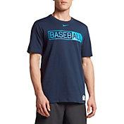 Nike Men's Dry All Baseball Graphic Baseball T-Shirt
