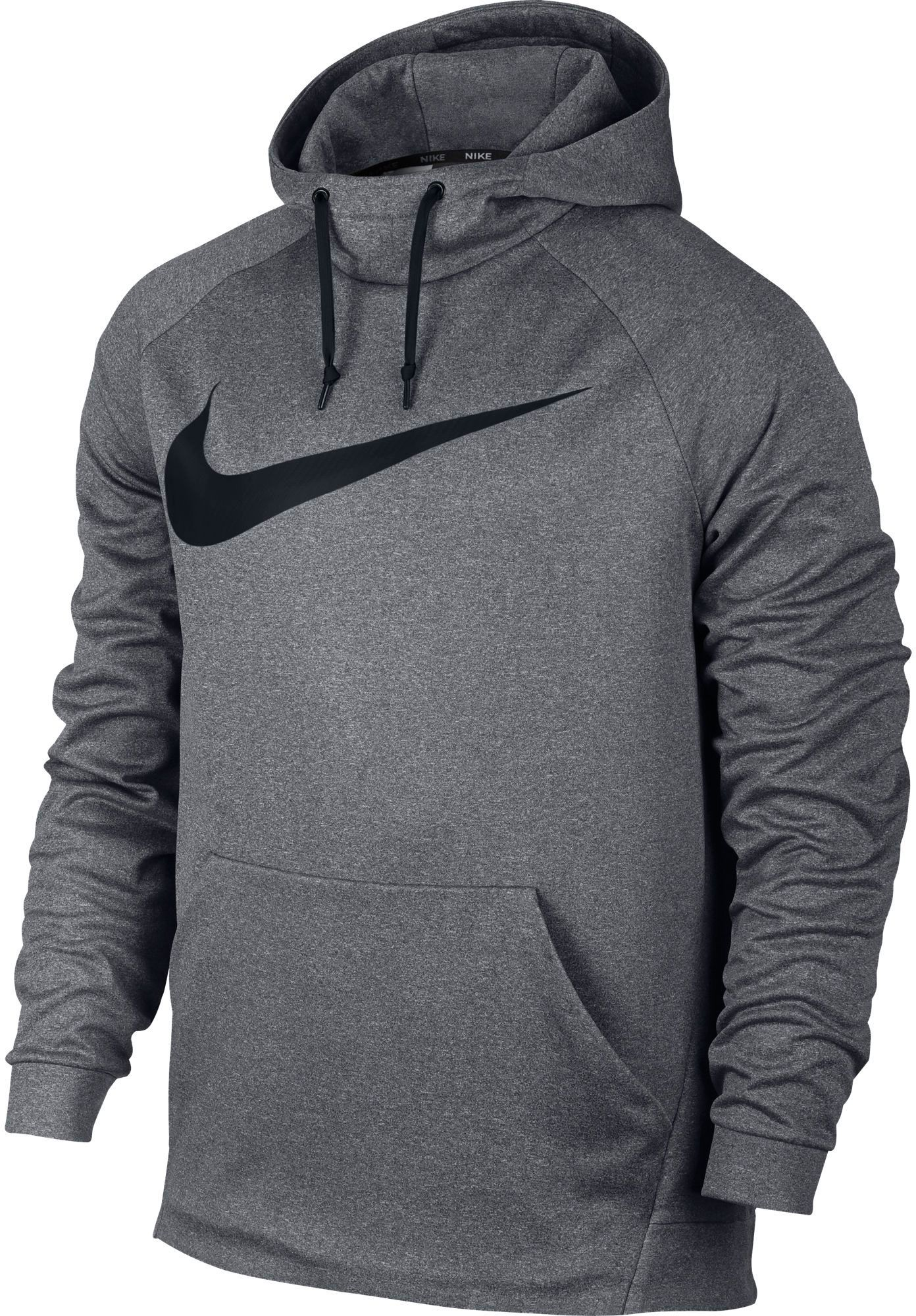 Nike Mens Therma Swoosh Graphic Hoodie