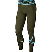 Nike Men's Pro Swoosh Compression Tights