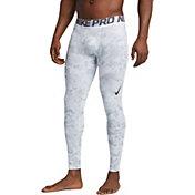 Nike Men's Pro Hypercool Digi Camo Printed Tights