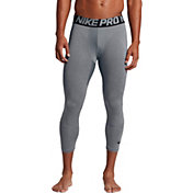 Nike Men's Pro Hypercool 3/4 Length Compression Basketball Tights