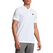 Nike Men's Sportswear Modern Knit Polo Shirt