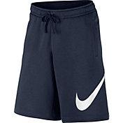 Men's Blue Fleece Shorts & Sweat Shorts   DICK'S Sporting Goods