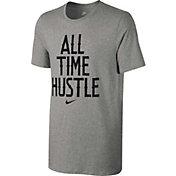 Nike Men's All Time Hustle Graphic T-Shirt