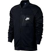 Nike Men's Sportswear Advance 15 Fleece Full Zip Jacket