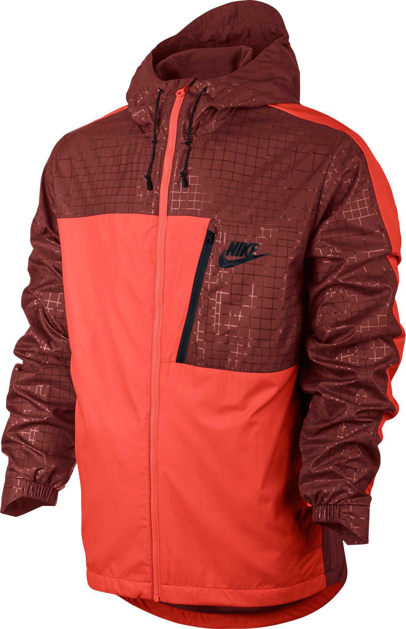 Nike Men's Sportswear Advance 15 Full Zip Fleece Jacket | DICK'S ...
