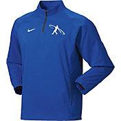Nike Men's Swingman Shield Hot Corner 1.5 Batting Jacket