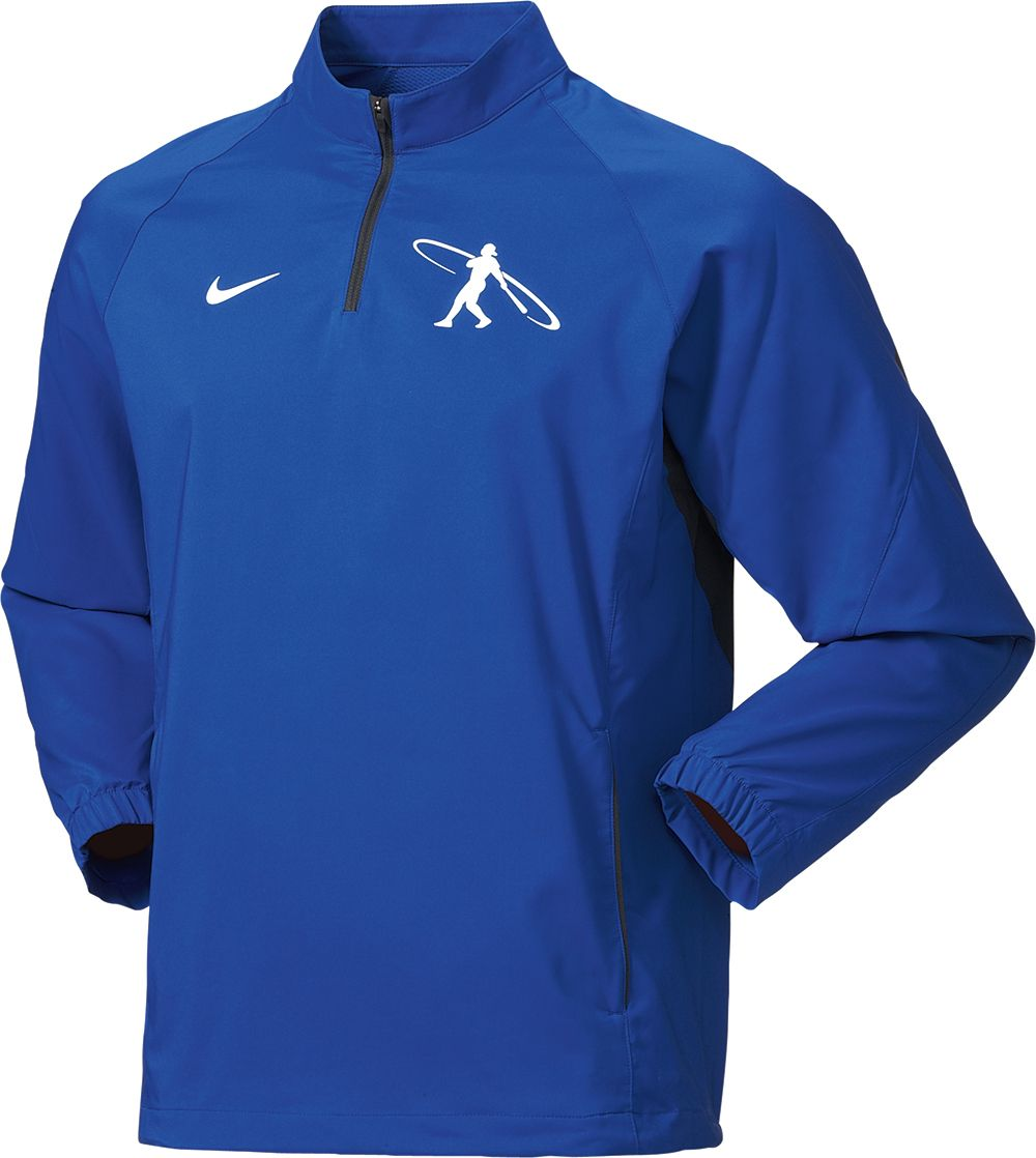 Nike Men's Swingman Shield Hot Corner 1.5 Batting Jacket | DICK'S ...