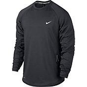 Nike Men's Hybrid Long Sleeve Baseball Shirt