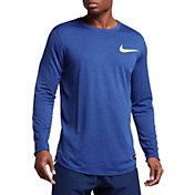Nike Men's Player Long Sleeve Football Shirt