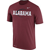 Nike Men's Alabama Crimson Tide Crimson Football Icon Legend T-Shirt