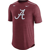 Nike Men's Alabama Crimson Tide Crimson Football Player T-Shirt