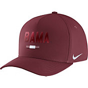 Nike Men's Alabama Crimson Tide Crimson Seasonal Swoosh Flex Classic99 Hat