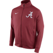 Nike Men's Alabama Crimson Tide Crimson Stadium Classic Track Jacket