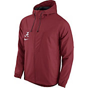Nike Men's Alabama Crimson Tide Crimson AV15 Winger Jacket